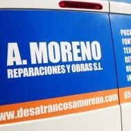 A. MORENO REPARACIONES Y OBRAS